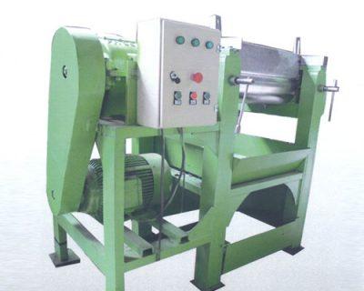 Material mixing machine